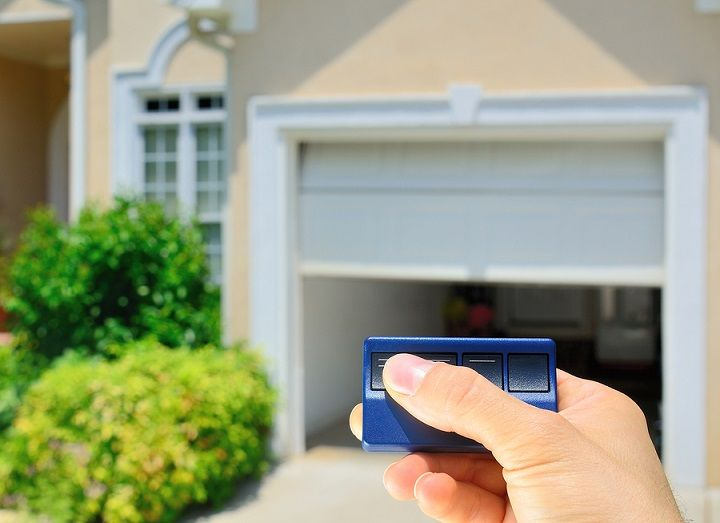 Best automatic garage door