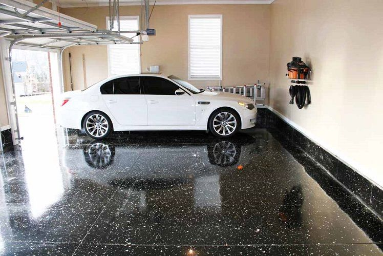 best garage floor coating reviews 2017 - How To Epoxy Garage Floor