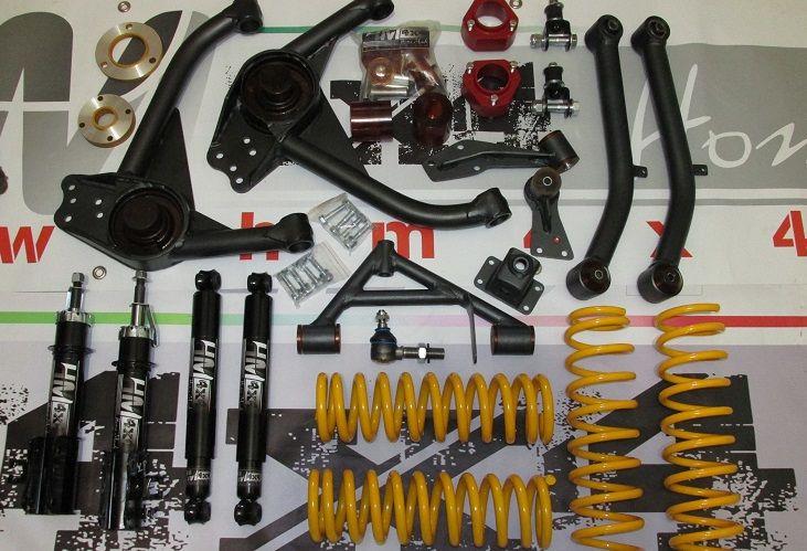 calmini lift kit review
