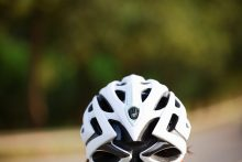 skate style bicycle helmet