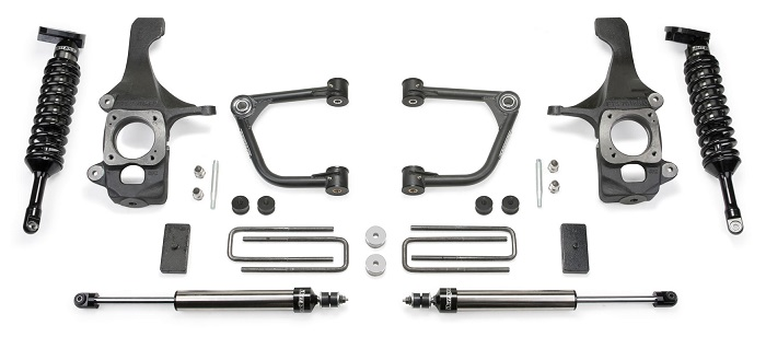 Fabtech Suspension Lift Kits Review