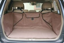 suv cargo liner with sides