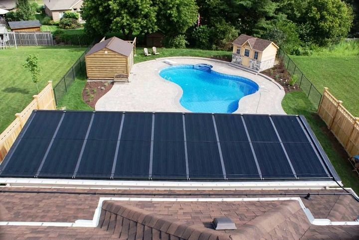 solar pool heater reviews