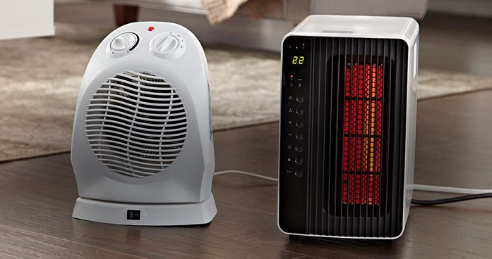 Save Money by Using Space Electric Heaters Instead of Furnaces