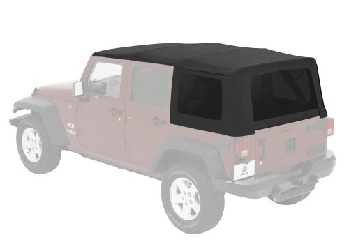 Bestop Is The Popular Name When It Comes To Quality And Stylish Designed  Cover For Your Jeep. If All You Want From Jeep Soft Top Is A High Quality  ...