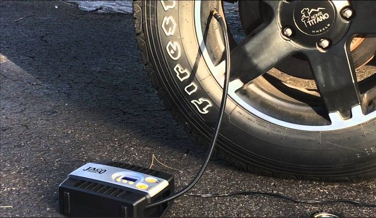 Digital Tire Inflator Buying Advice