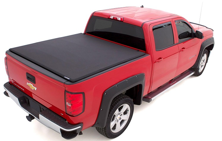 Tonneau Covers by Lund: An Inexpensive Alternative