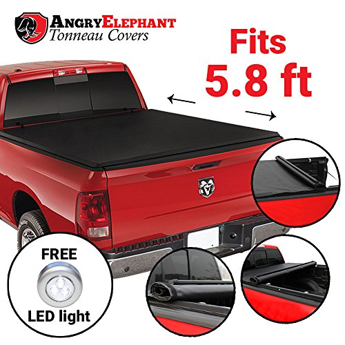 10 Best Tonneau Cover Truck Bed Covers Reviews 2019