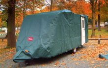 do caravan covers work