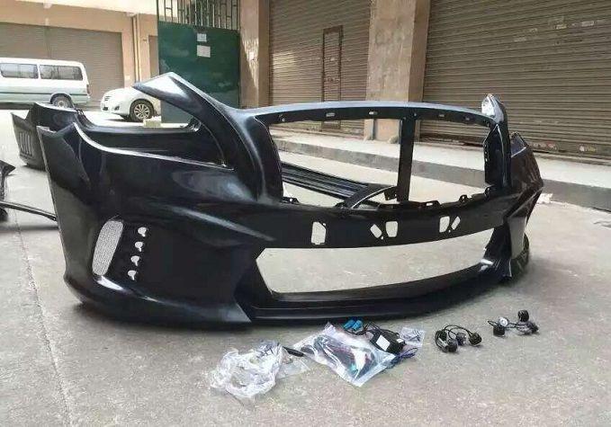 replacing a front bumper cost