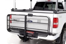 hitch cargo carrier with ramp