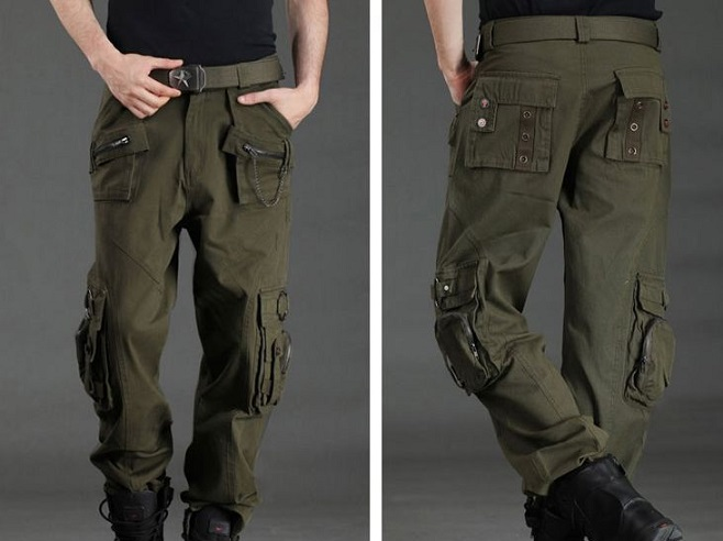 Gift Certificates/Cards International Hot New Releases Best Sellers Today's Deals Sell Your Stuff Search results. of over 10, results Classic cargo pant with side-placed cargo pockets and belted waist. Solid cargo and camouflage pants for men, it also can be unisex.