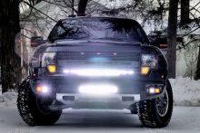 led light bar for trucks