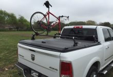 fat bike truck bed mount