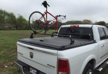 fat bike truck bed mount