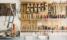 5 quick and cheap garage organizing ideas