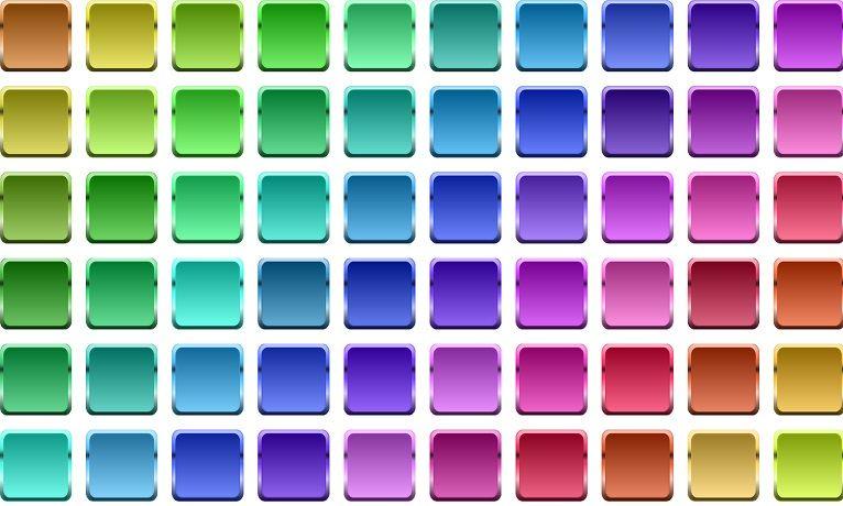 Automotive Paint Colors >> Auto Paint Colors Chart