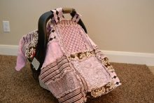 best infant car seat covers for winter