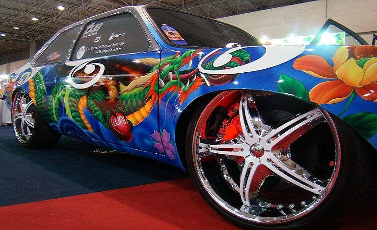 How to a Paint a Car: The Basics