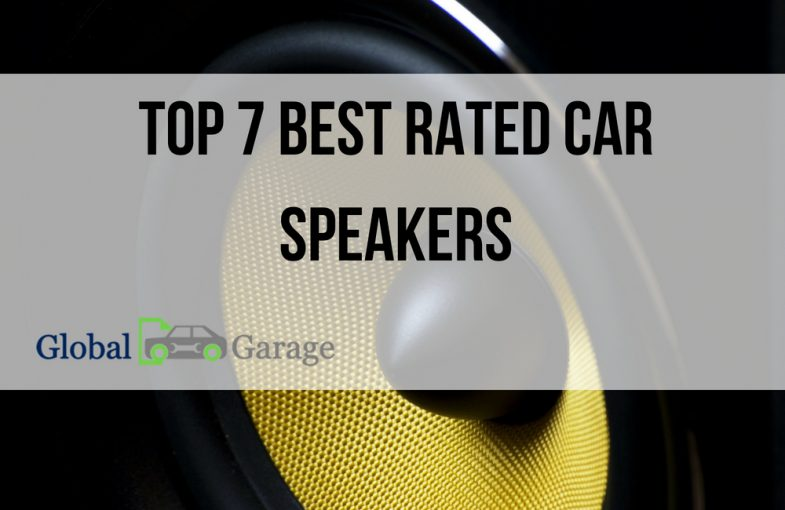 top 7 best car speakers