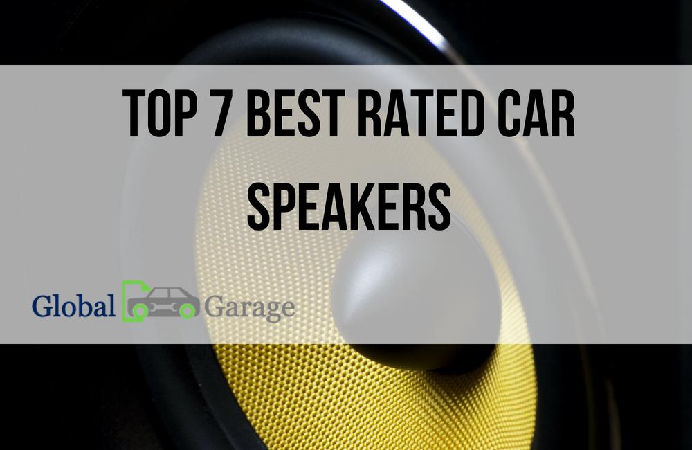 top 7 best car speakers
