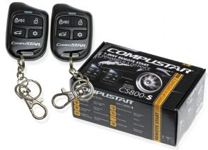 Compustar CS800-S best remote car starter