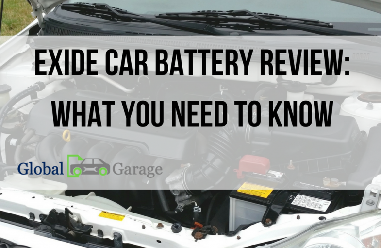 Exide Car Battery Review