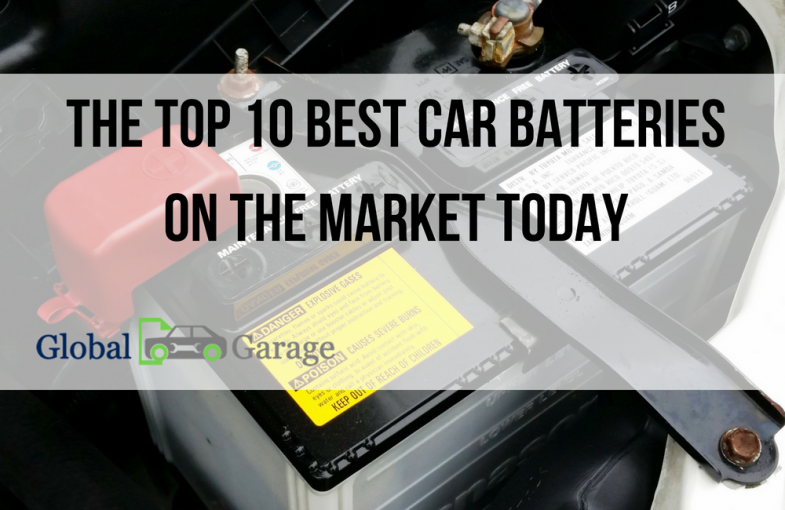 Best Car Battery On The Market Review