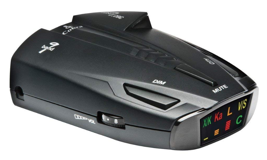 cobra radar detector review Cobra ESD7570