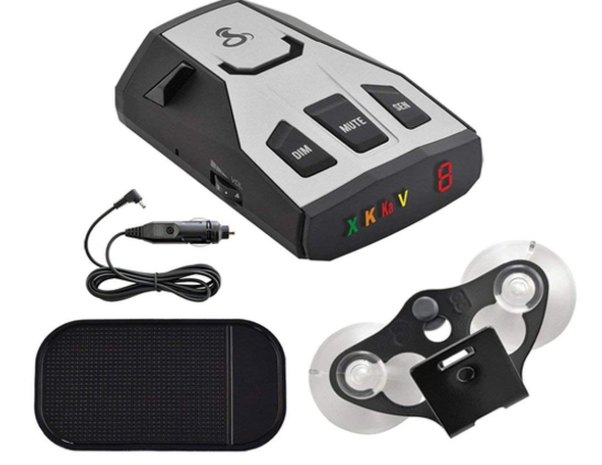 cobra radar detector review Cobra RAD 350