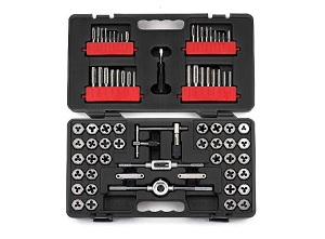 best tap and die sets - Craftsman 75-piece Inch and Metric Best Tap and Die Set