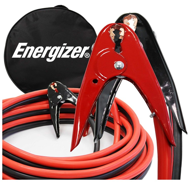 Energizer best jumper cables