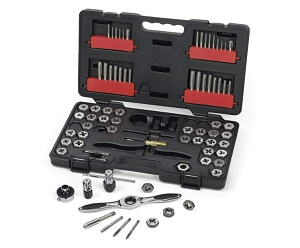 GearWrench 3887 Combination Metric Best Tap and Die Set