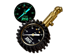 JACO ElitePro Best Tire Pressure Gauge