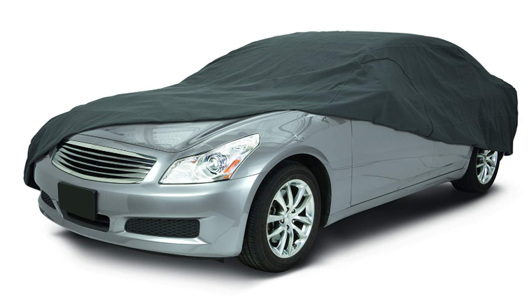 OverDrive Polypro 3. Best car cover
