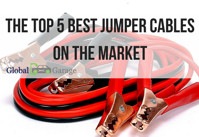 The Top 5 Best Jumper Cables on the Market