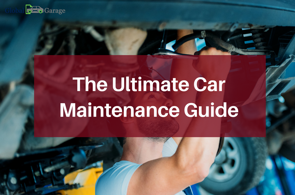 The Ultimate Car Maintenance Guide
