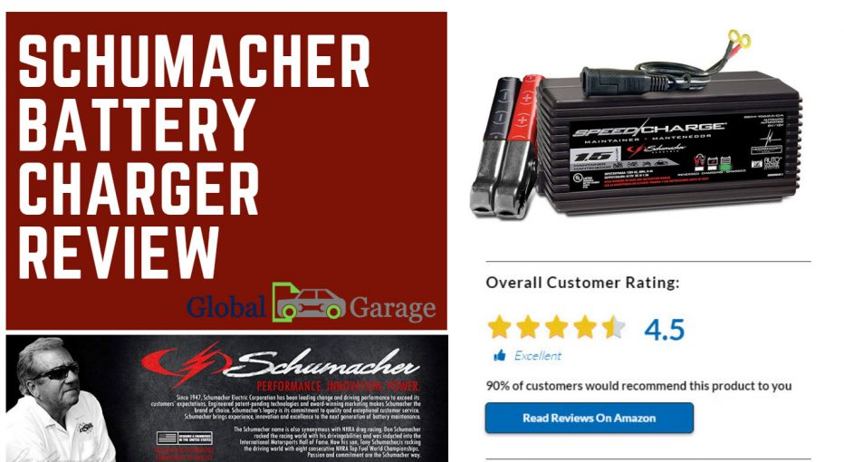 Schumacher Battery Charger Review