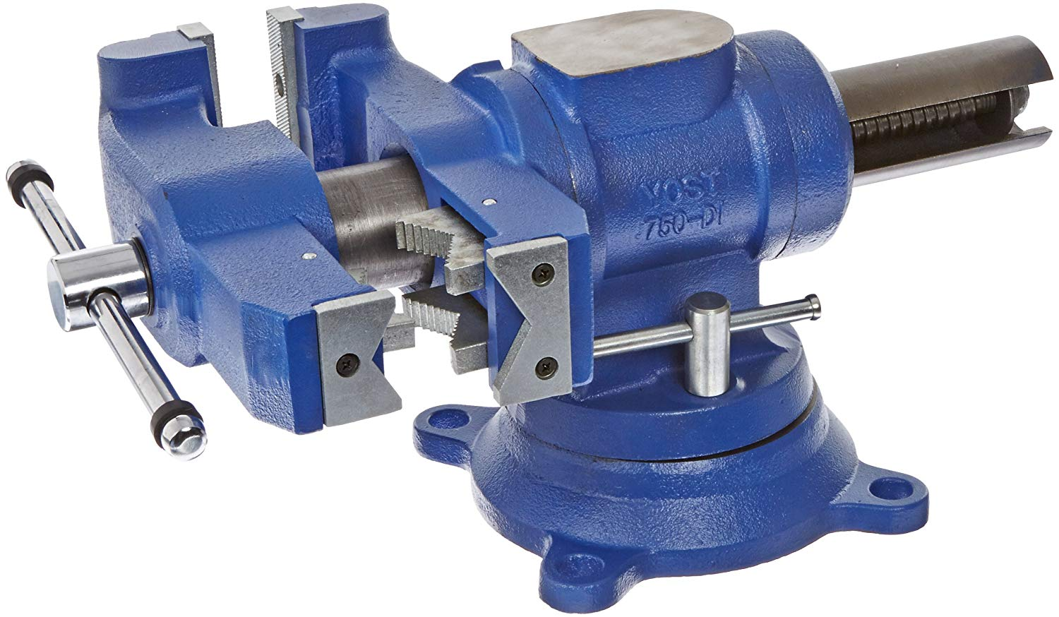 best bench vise - Yost 750-DI