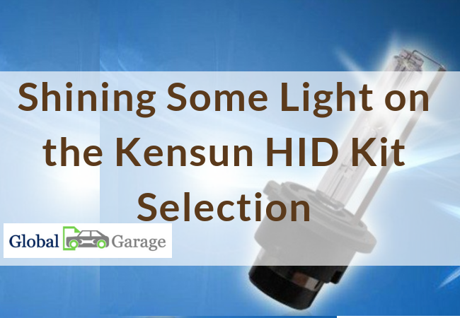 Shining Some Light on the Kensun HID Kit Selection