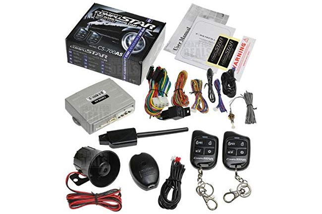 best car alarm - CompuSTAR