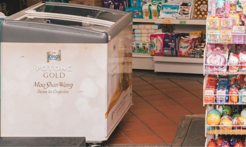 best chest freezer for garage freezer use in store